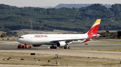 Iberia suspende temporalmente sus vuelos entre Madrid y Shanghái por el coronavirus