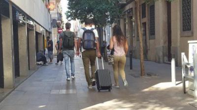Barcelona pone freno a las habitaciones turísticas