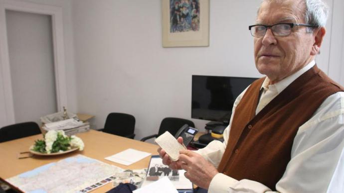José Antonio Sierra, Portavoz Asociación Círculo Cultural de Mayores Andalucía Seniors de Málaga