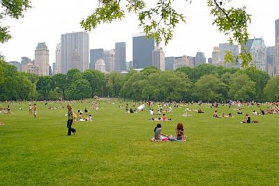 Los mejores parques del mundo para correr
