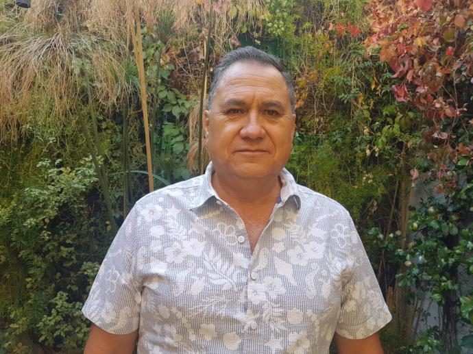 Alcalde de Rapa Nui, Pedro Edmunds Paoa