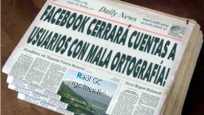 """La fotografía corresponde (obviamente) a un """"fake-news"""" pero ilustra el contenido del artículo"""