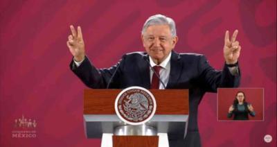 Presidente de México llama a