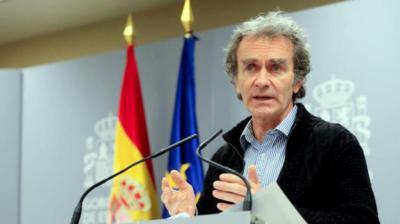 España alcanza los 5.690 fallecidos con coronavirus tras sumar 832 muertos en un día