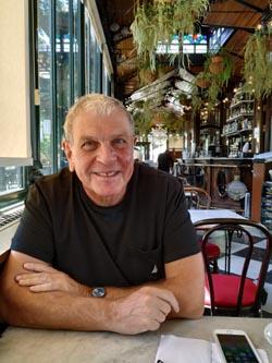 Edgardo Ventura :Un sefardí que rememora la historia de su familia desde Bulgaria a la Argentina