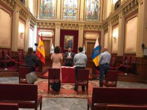 Santa Cruz de Tenerife reanuda la próxima semana la celebración de bodas en el Ayuntamiento