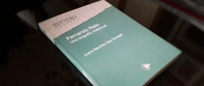 """""""Fernando Rielo. Una biografía intelectual"""", por Juana Sánchez-Gey"""