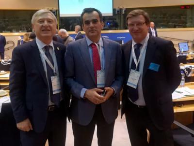 Termatalia participa en la Conferencia & Expo del Parlamento Europeo