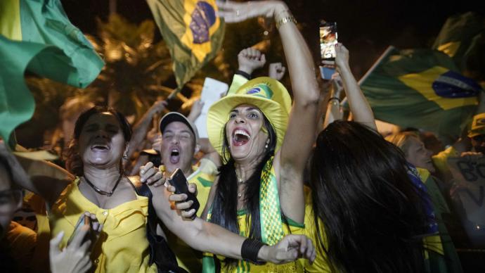 Triunfo de Bolsonaro muestra indignación de los brasileños con la corrupción