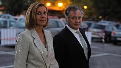 El marido de Cospedal y Villarejo trataron de frenar las investigaciones sobre corrupción contra el PP