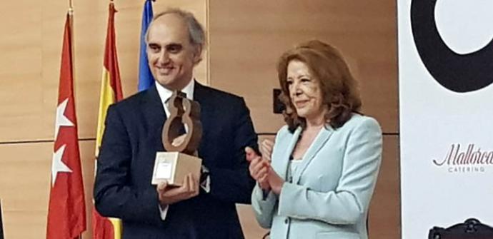 Mariluz Barreiros, presidenta de la Fundación Eduardo Barreiros