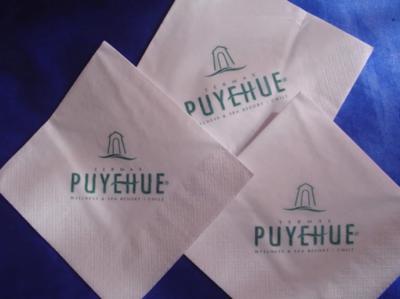 Arte sobre servilletas de papel