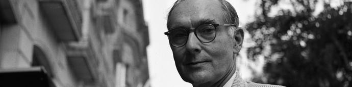 """Alfred H. Barr: el hombre que le inventó un museo al arte moderno"", conferencia de Manuel Fontán del Junco"