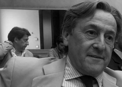 El diputado de extrema derecha, Hermann Tertsch