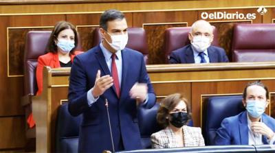 Pedro Sánchez (captura de pantalla)