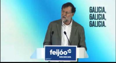 Mariano Rajoy en una imagen de archivo  (captura de pantalla)