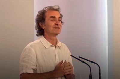 Fernando Simón en imagen de archivbo. (captura de pantalla)