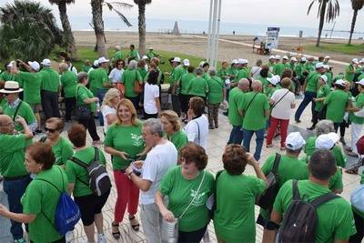 Día Internacional de las Personas Mayores en Málaga