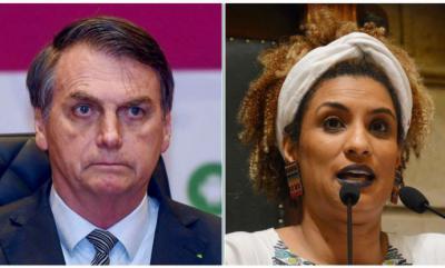 Testigo vincula a Jair Bolsonaro con sospechoso de asesinar a la concejal Marielle Franco