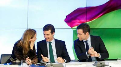 Los barones del PP cierran filas con Pablo Casado pero piden autocrítica.