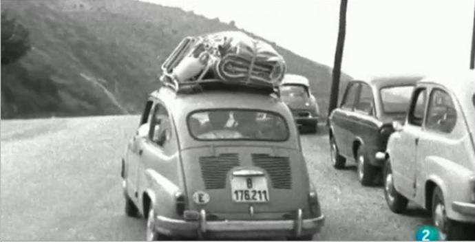Las vacaciones de los '60's'
