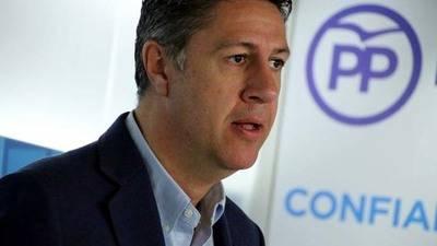 El presidente del PP en Catalunya Xavier García Albiol