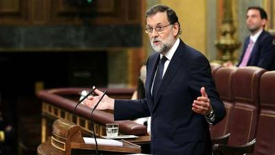 Rajoy ventila su intervención sobre la Gürtel sin pronunciar las palabras Gürtel, Correa, Bárcenas o Lapuerta