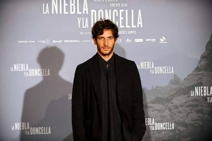 """Quim Gutiérrez y Aura Garrido presentan en Madrid la película """"La niebla y la doncella"""""""