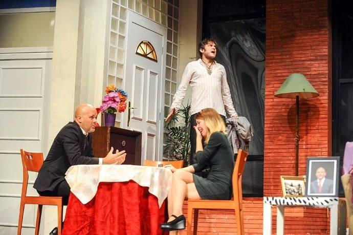 Presentación de la Obra de Teatro 'En Ocasiones veo a Umberto'
