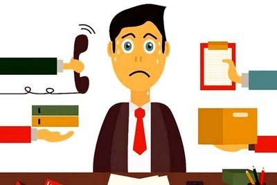 El estrés laboral: un enemigo del progreso empresarial