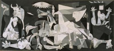 """""""Informe Guernica. Sobre el lienzo de Picasso y su imagen"""", por Rocío Robles Tardío"""