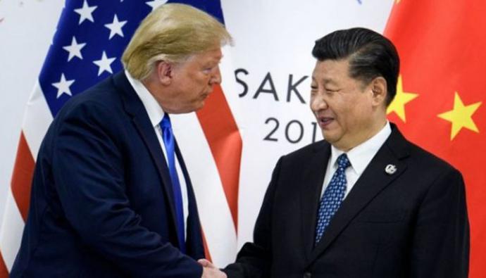 Donald Trump había amenazado con imponer aranceles por otros US$300.000 millones a las importaciones chinas.