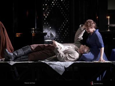 TOSCA, de Puccini, nueva ópera en el Teatro Real de Madrid