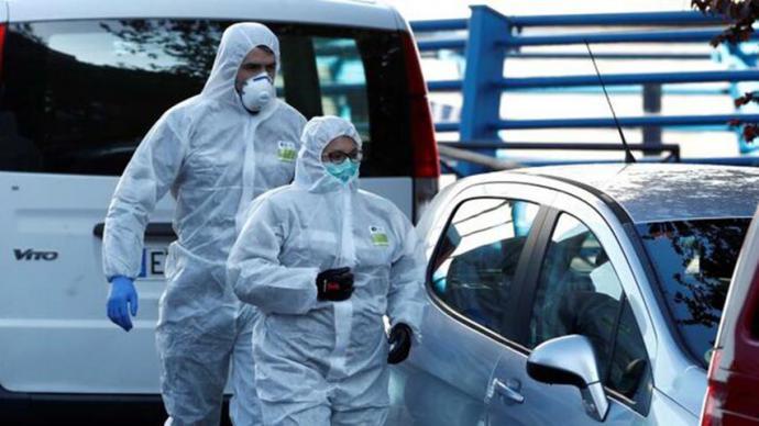 España suma 838 fallecidos por coronavirus en las últimas 24 horas y roza los 80.000 casos