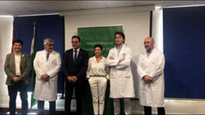 El Hospital Regional de Málaga pone en marcha