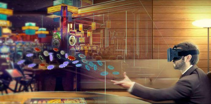 Los casinos virtuales están al alza…