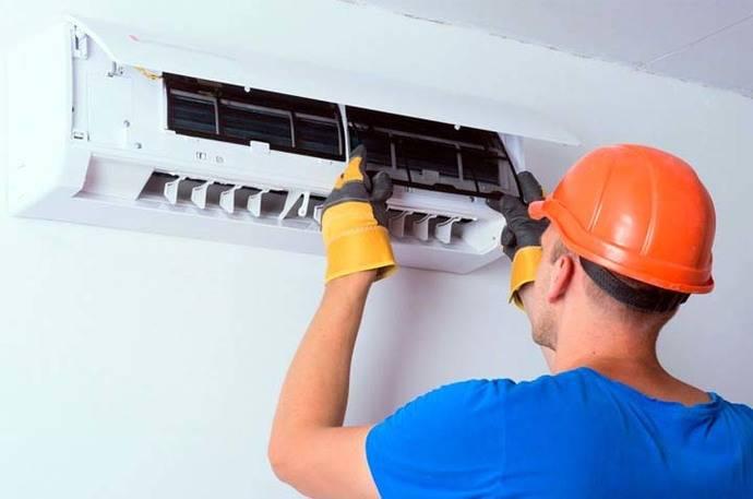 ¿Cómo influye el mantenimiento en un aparato de aire acondicionado?