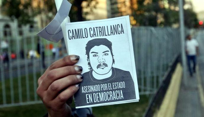 Jueza ordena detener a 4 policías chilenos por homicidio de comunero mapuche