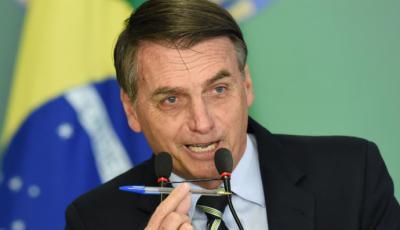 """Bolsonaro: """"No más bolígrafos franceses..."""""""