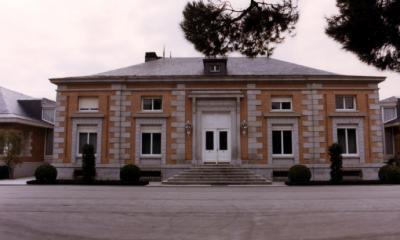 Palacio de La Zarzuela (imagen de referencia)