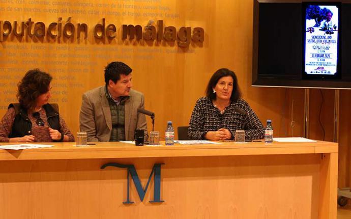 Riogordo celebra la III edición de la Fiesta de la Molienda dirigida a la población angloparlante de la provincia