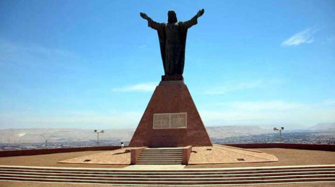 Empresas turísticas de Arica se capacitan en Sistema de Interpretación del Morro