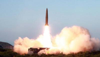 Corea del Norte lanzó dos misiles balísticos de corto alcance.