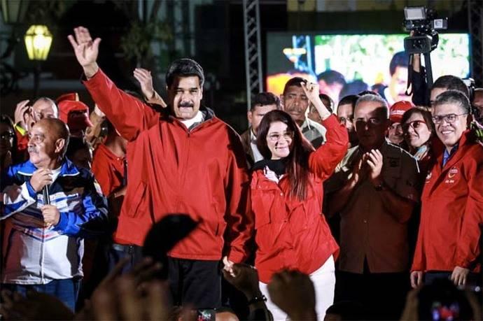 Nicolás Maduro: 'Tenemos Asamblea Constituyente'
