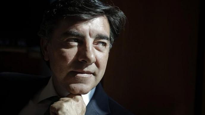José Antonio Bermúdez de Castro.EFE