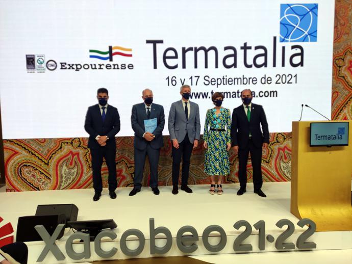 La comunidad termal internacional se reunirá el 16 y 17 de septiembre en torno a las jornadas técnicas de Termalia