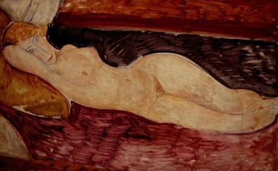 El defecto refractivo que convirtió en genio a Modigliani