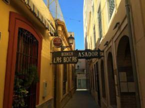"""La comida del sábado 30NOV19, en uno de los lugares más típicos de Almería: """"Bodega Las Botas"""""""