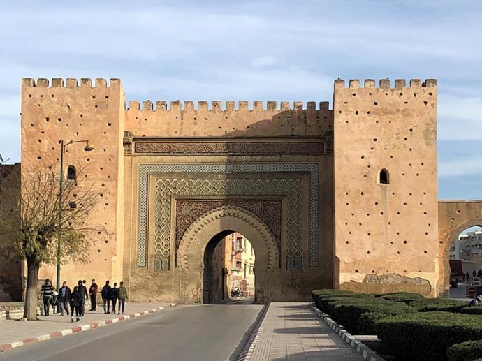 Meknès, en busca de la excelencia turística