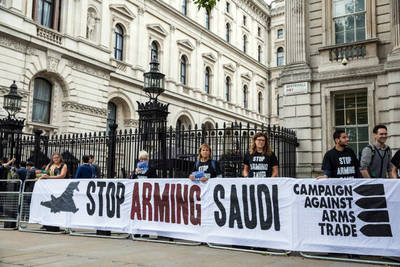 UK campaigners seek to appeal 'very disappointing' verdict on arms exports to Saudi Arabia